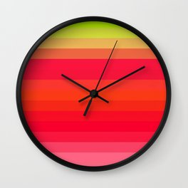 Re-Created Spectrum LXI by Robert S. Lee Wall Clock