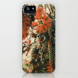 Winter Mood Florals Photography iPhone Case