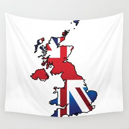 Great Britain Wall Tapestry