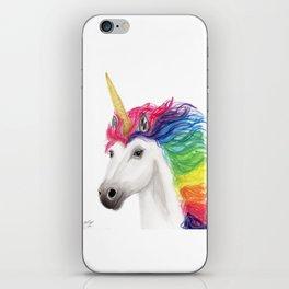 Lizzie's Magical Unicorn iPhone Skin