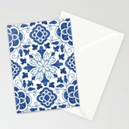 Azulejos Stationery Cards