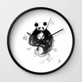 Wherever you are Wall Clock