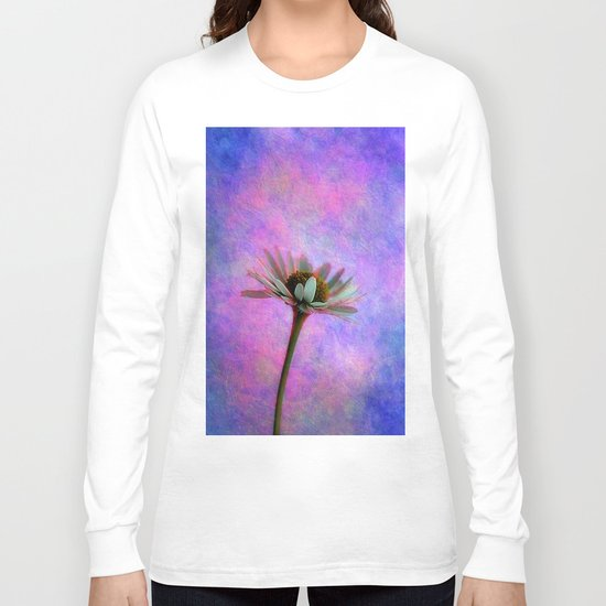 Daisy Skies Long Sleeve T-shirt