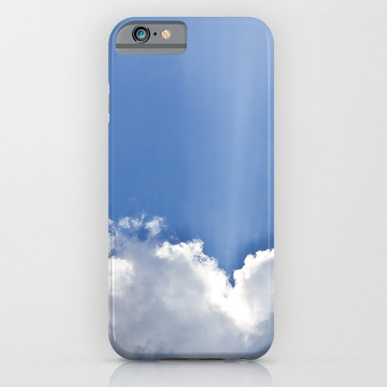 Clouds over Seaside iPhone & iPod Case