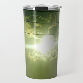 Highway Sunset Travel Mug