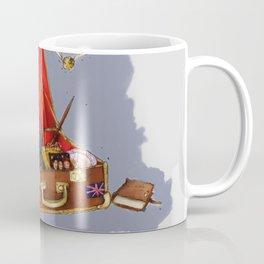 Magic Suitcase Coffee Mug