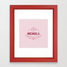MENDL'S Framed Art Print