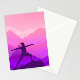 Beautiful healthy nature Stationery Cards