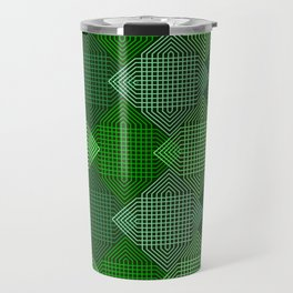 Op Art 102 Travel Mug