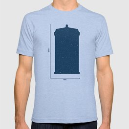 Tardis, Space and Time T-shirt