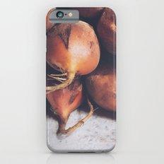 Golden Beets iPhone 6s Slim Case