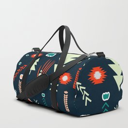 Look what Santa brought Duffle Bag