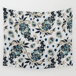 Paisley obsessions I Wall Tapestry