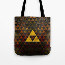 Ganondorf Geometry Tote Bag