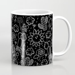Time Garden Sketch Coffee Mug