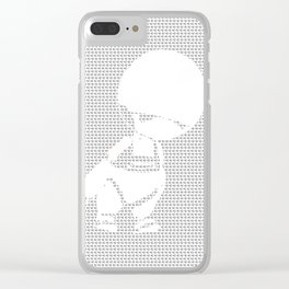 Marvin 42 Clear iPhone Case
