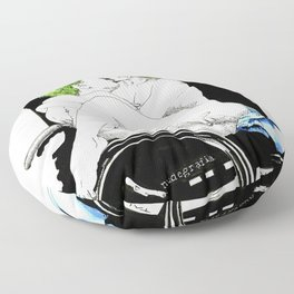 Nudegrafia - 010 Floor Pillow