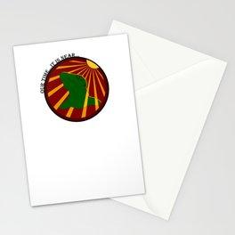Lizard Revolt Stationery Cards