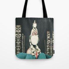 VIAJERA ESPACIAL // OBERHEIMI  Tote Bag