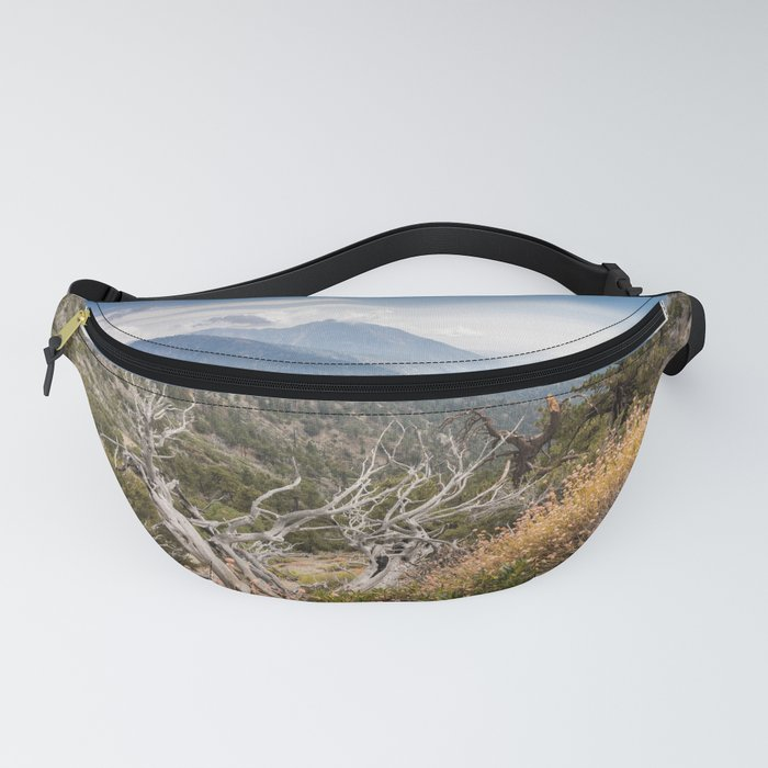 Inspiration Point along Pacific Crest Trail Fanny Pack