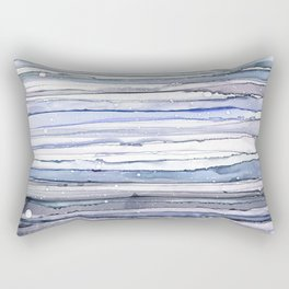 Dreamy Blues Rectangular Pillow