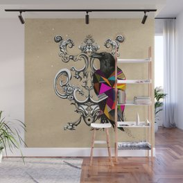 RAVEN COLOR  Wall Mural