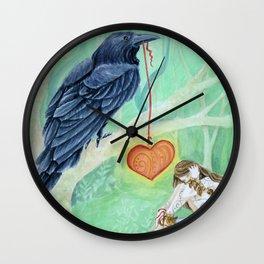 First Meetings Wall Clock