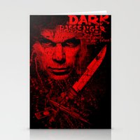 dexter Stationery Cards featuring Dexter by fajnawizja