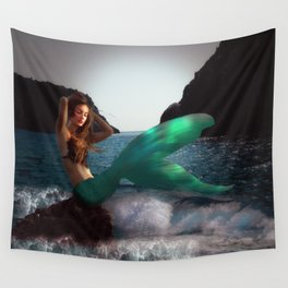 The Mermaid Wall Tapestry