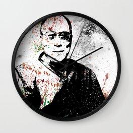 Dalai Lama-Watercolor Wall Clock
