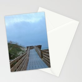 Dreary Days and Getaways Stationery Cards