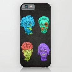 Zombie Quartet iPhone 6s Slim Case