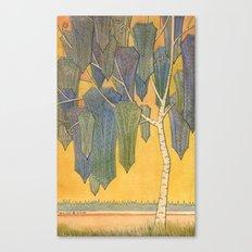 Birch 3 Canvas Print