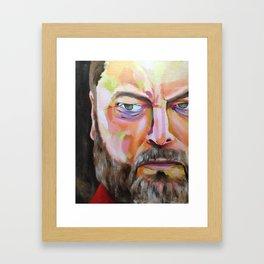 Ron Framed Art Print