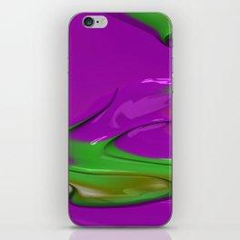 Skinned Workmanship 4 iPhone Skin