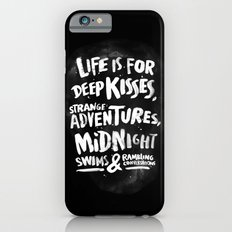 Life is for deep kisses... Slim Case iPhone 6s