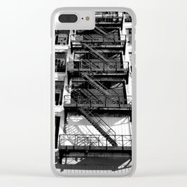 Former Glory Clear iPhone Case