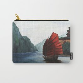 The Boat Carry-All Pouch