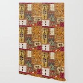 Antique Moroccan Rugs Wallpaper