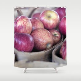 Apples To Apples 3.0 Shower Curtain