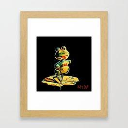Kermet Framed Art Print