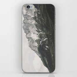 Such great Heights - Landscape Photography iPhone Skin