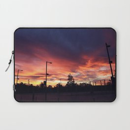 Wembley sunrise Laptop Sleeve