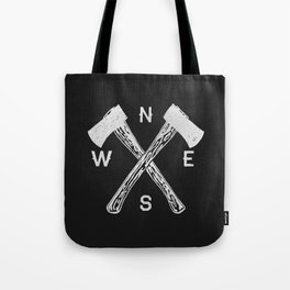Compass 2 Tote Bag