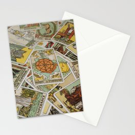 Tarot Cards Stationery Cards