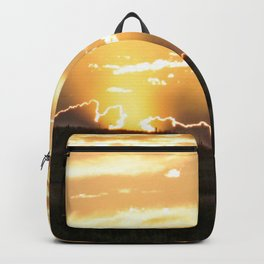 Angels We Have Heard on High Backpack