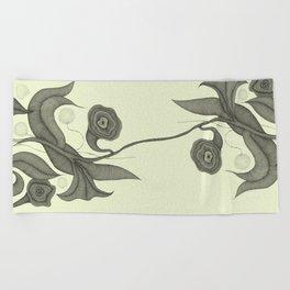 Botanica 4 Beach Towel
