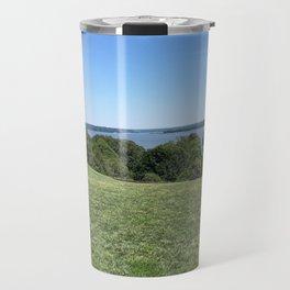 Summer at Mount Vernon Travel Mug