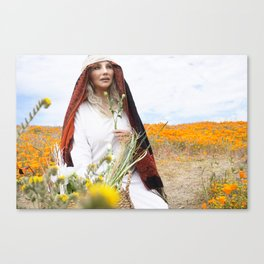 Poppy Gardens Canvas Print