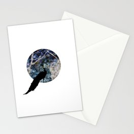 Peacock Worlds Stationery Cards